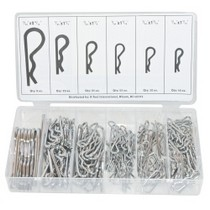 1966-1976 Jensen Interceptor K Tool International 150 Piece Hitch Pin Assortment Kit