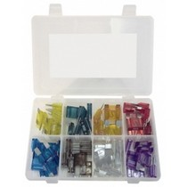 2008-9999 Smart Fortwo K Tool International 56 Piece Maxim Auto Fuse Assortment