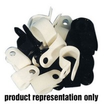 1997-2004 Chevrolet Corvette K Tool International White Cable Clamp Assortment Quantity 8