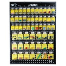 1966-1970 Ford Falcon K Tool International Fuses Display Board