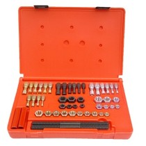 2008-9999 Smart Fortwo Kastar 48 Piece SAE and Metric thread Restorer Kit
