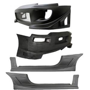 KBD Body Kits Urethane Side Skirts Fits Mitsubishi Eclipse /& Eagle Talon 95-99