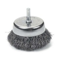 "2008-9999 Smart Fortwo KD Tools 2-1/2"" Crimped Wire Cup Brush"