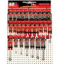 1974-1983 Mercedes 240D KD Tools 27 pc Display Double Box & Stubby Gear Wrenches