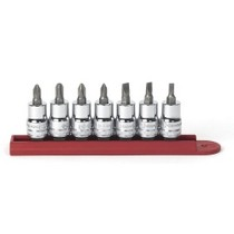 2004-9999 Nissan Titan KD Tools 7 Piece Screwdriver Bit Socket Set