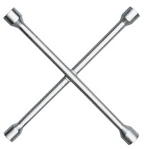 1992-2000 Lexus Sc Ken-tool NutBusters Economy Four Way Lug Wrench - 14""