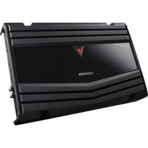 1962-1962 Dodge Dart Kenwood 4-Channel Car Amplifier - 40 Watts RMS x 4