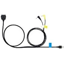 2006-9999 Mazda Miata Kenwood iPod Audio And Video Connection Cable for USB-Equipped Kenwood In-dash DVD/Video Receivers