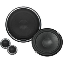 "1971-1976 Chevrolet Caprice Kenwood Performance Series 6.5"" Component Speaker System"