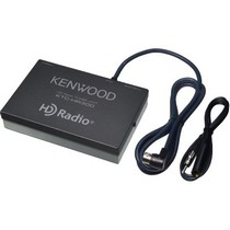 1963-1967 Chevrolet Corvette Kenwood HD Radio Tuner