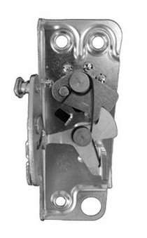 1955-1959 Chevrolet Pickup Truck (3100, 3200, 3600), 1955-1959 GMC Pickup Truck (3100, 3200, 3600) KeyParts Door Latch Assembly (Driver Side)