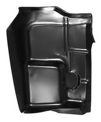 Gmc k5 jimmy floor pans at andy 39 s auto sport for 1994 jeep cherokee floor pans