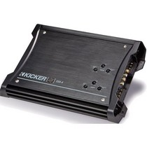 1960-1964 Ford Galaxie Kicker 4-channel Car Amplifier - 60 watts RMS x 4