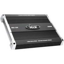 1960-1964 Ford Galaxie Lanzar 2000 Watt 2 Channel Bridgeable MOSFET Amplifier