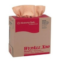 1998-2000 Volvo S70 Kimberly Clark Wypall X80 Towels 80 per Box