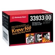 "1997-2001 Cadillac Catera Kimberly Clark Krew Heavy Duty Rags 12"" x 16 3/4"" - Twin Pop-Up"