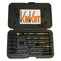 "1991-1996 Saturn Sc KNKut 12 Piece 1/4"" Shank Quick Release Drill Kit"