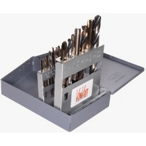 1997-2002 Mitsubishi Mirage KNKut 18 Piece Tap and Drill Bit Set - National Course