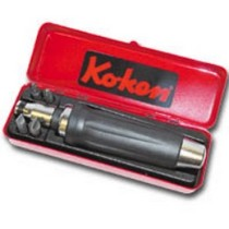 1987-1990 Honda_Powersports CBR_600_F KOKEN 1/2in Impact Driver With Bits