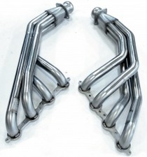 "1968-1974 Chevrolet Nova Kook's Swap Longtube Headers With Spike Collector - Stainless Steel - 1 7/8"" x 3"""