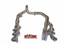 Pontiac Firebird Stainless Steel Headers at Andy's Auto Sport