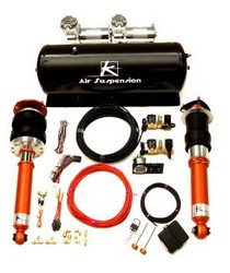 1998-2002 Honda Accord Airtech Deluxe Air Suspension System