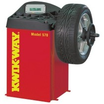 1993-1997 Toyota Supra KWIK-WAY 570 Wheel Balancer