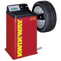 1989-1992 Ford Probe KWIK-WAY 571-HS Hand Spin Wheel Balancer