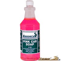 1996-1998 Suzuki X-90 Lane's Auto Shampoo - Pink Car Soap (16oz)