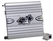 2001-2003 Honda Civic Lanzar Heritage 800 Watt 2 Channel Mosfet Amplifier