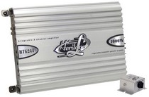 2008-9999 Jeep Liberty Lanzar Heritage 1000 Watt 2 Channel Mosfet Amplifier