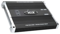 1992-1993 Mazda B-Series Lanzar 2000 Watts Mono Block MOSFET Power Amplifier