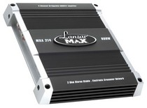 2001-2003 Honda Civic Lanzar 800 Watt 2 Channel Bridgeable MOSFET Amplifier