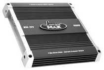 2008-9999 Jeep Liberty Lanzar 1000 Watt 2 Channel Bridgeable MOSFET Amplifier