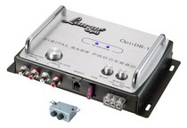 2003-2005 Infiniti Fx Lanzar Digital Bass Processor