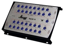 All Jeeps (Universal), All Vehicles (Universal) Lanzar Optidrive 15 Band Half/Full Octave Stereo Equalizer