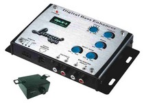 2008-9999 Subaru Impreza Lanzar Optidrive Digital Bass Enhancer w/Remote Bass Boost