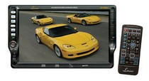 "2007-9999 Audi Q7 Lanzar 7"" TFT Touch Screen DVD/VCD/CD/MP3/CD-R/USB/AM/FM/RDS Receiver"