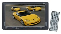 "1958-1961 Pontiac Bonneville Lanzar 7"" Double Din TFT Touch Screen DVD/VCD/CD/MP3/MP4/CD-R/USB/SD-MMC Card Slot /AM/FM"