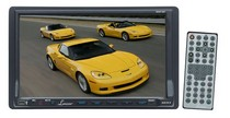 "2007-9999 Audi Q7 Lanzar 7"" DOUBLE DIN TFT TOUCH SCREEN DVD/VCD/CD/MP3/MP4/CD-R/USB/SD-MMC CARD SLOT/AM/FM/BLUETOOTH"