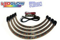 1986-1992 Mazda RX7 LEDGlow Advanced 3 Million USB Add On Wheel Well Kit