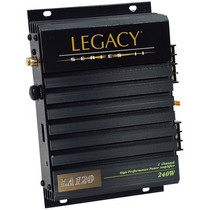 2000-2006 Mercedes Cl-class Legacy 2 Channel 240 Watt Amplifier