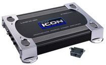 1991-1996 Ford Escort Legacy 2700 Watt Mono-Block Class-D Amplifier (Black)