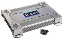 1991-1996 Ford Escort Legacy 2700 Watt Mono-Block Class-D Amplifier (Silver)