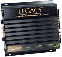1991-1996 Ford Escort Legacy 4 Channel 300 Watt Amplifier