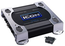 2001-2003 Honda Civic Legacy 1800 Watt Mono-Block Class-D Amplifier (Black)