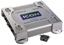 1991-1996 Ford Escort Legacy 1800 Watt Mono-Block Class-D Amplifier (Silver)