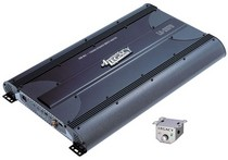 1991-1996 Ford Escort Legacy 2400 Watt 2 Channel Bridgeable MOSFET Amplifier