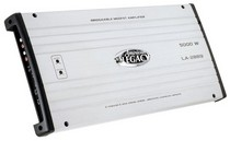 1979-1983 Ford Mustang Legacy 5000 Watt 2 Channel Bridgeable MOSFET Amplifier