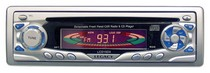 1992-1993 Mazda B-Series Legacy AM/FM-MPX CD Player w/Detachable Face